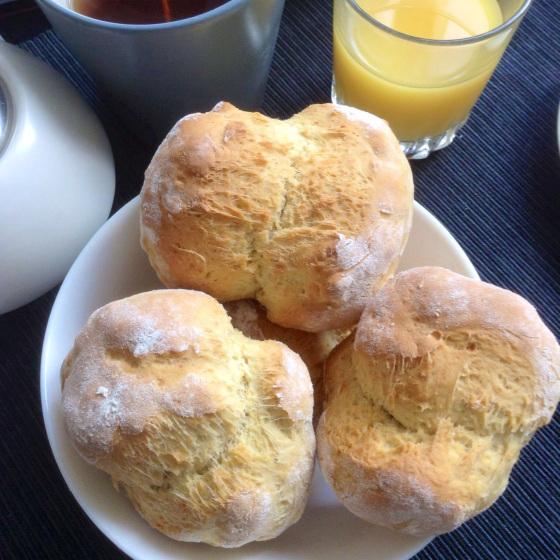 Petit pain du matin