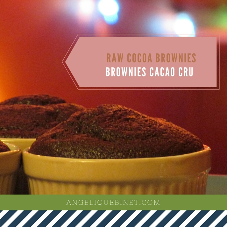RawCocoaBrownies