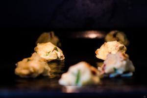 Cookies pignon basilic