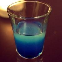 Shooter Kamikaze Bleu