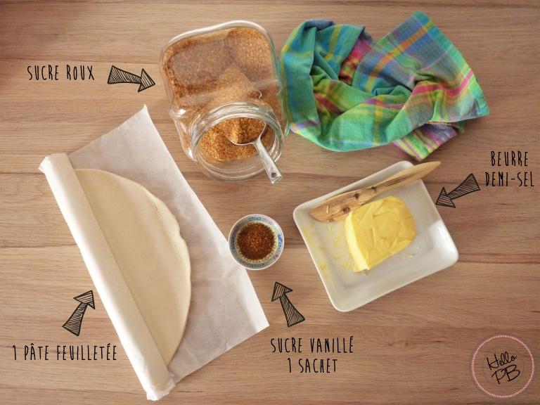 ingredients_kouignette