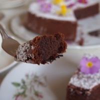 Reine de Saba : Gâteau Moelleux Fondant au Chocolat