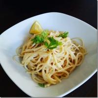 Spaghetti Sauce Crémée Citron, Limoncello & Vodka !