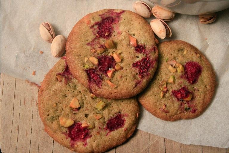 Cookies matcha (2 sur 2)