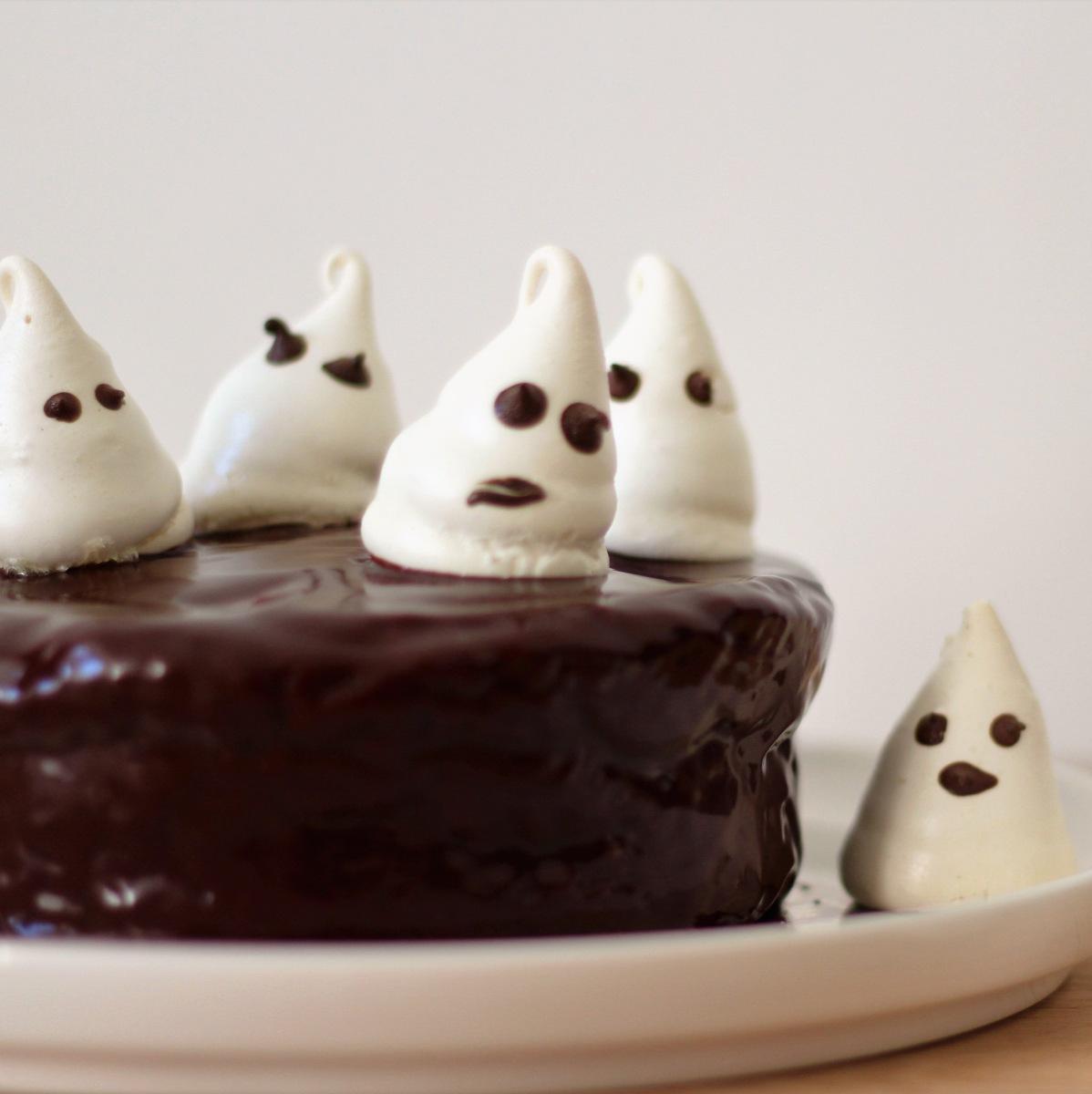 Cake Chocolat Butternut & Noisette