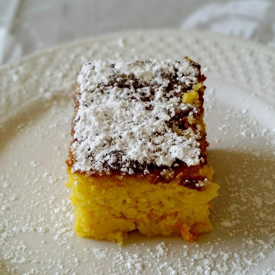 La Torta Siciliana di Arance e Mandorle