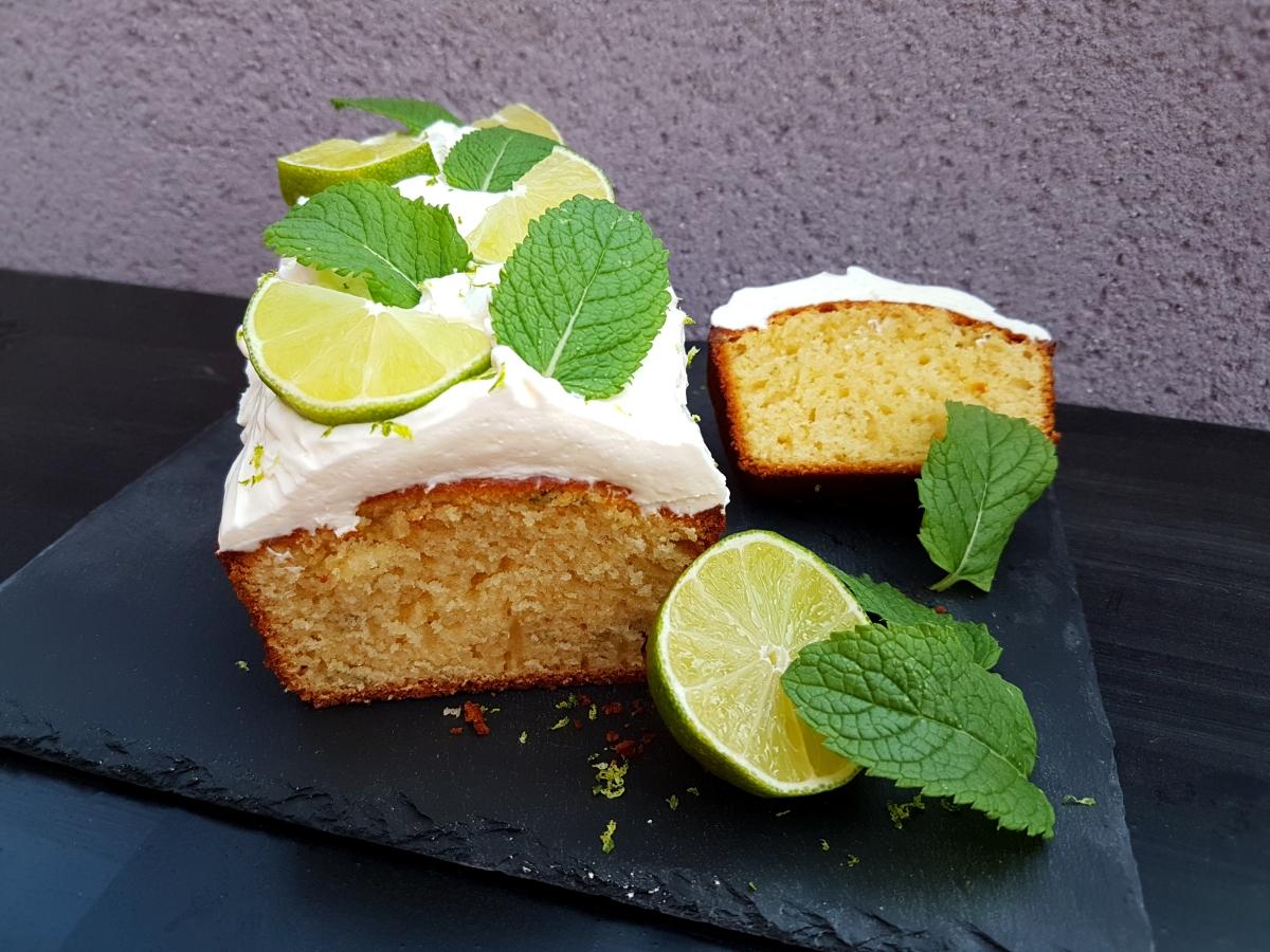 Cake façon Mojito