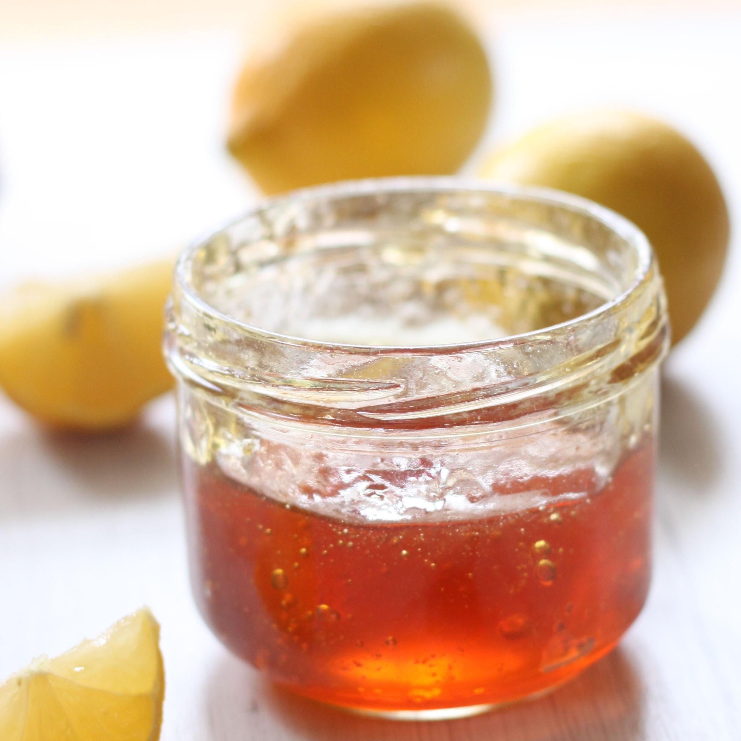 Confit de Citron, Recette de Conticini
