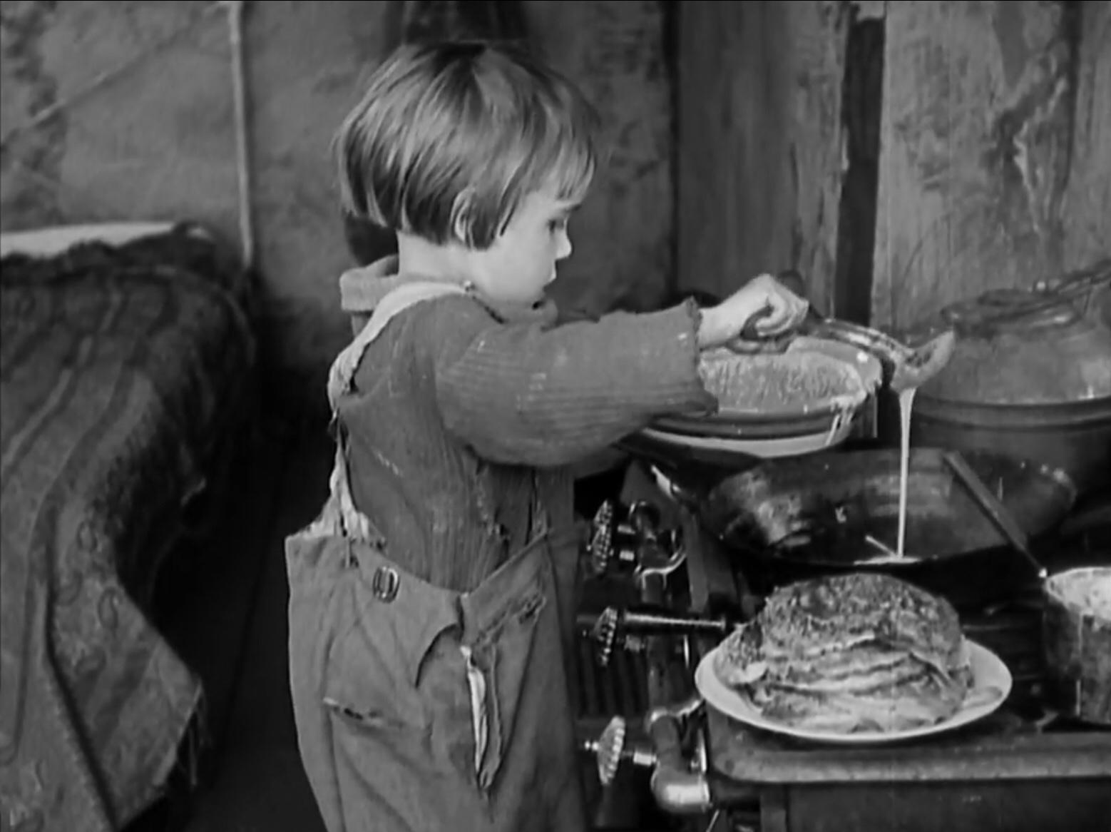 """""""Pancakes délicieux du Kid"""", cuisine en mode confinement avec Télérama"""
