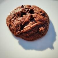 Cookies Très Chocolat et Pointe de Fève Tonka, Essai Culinaire de Sandra …