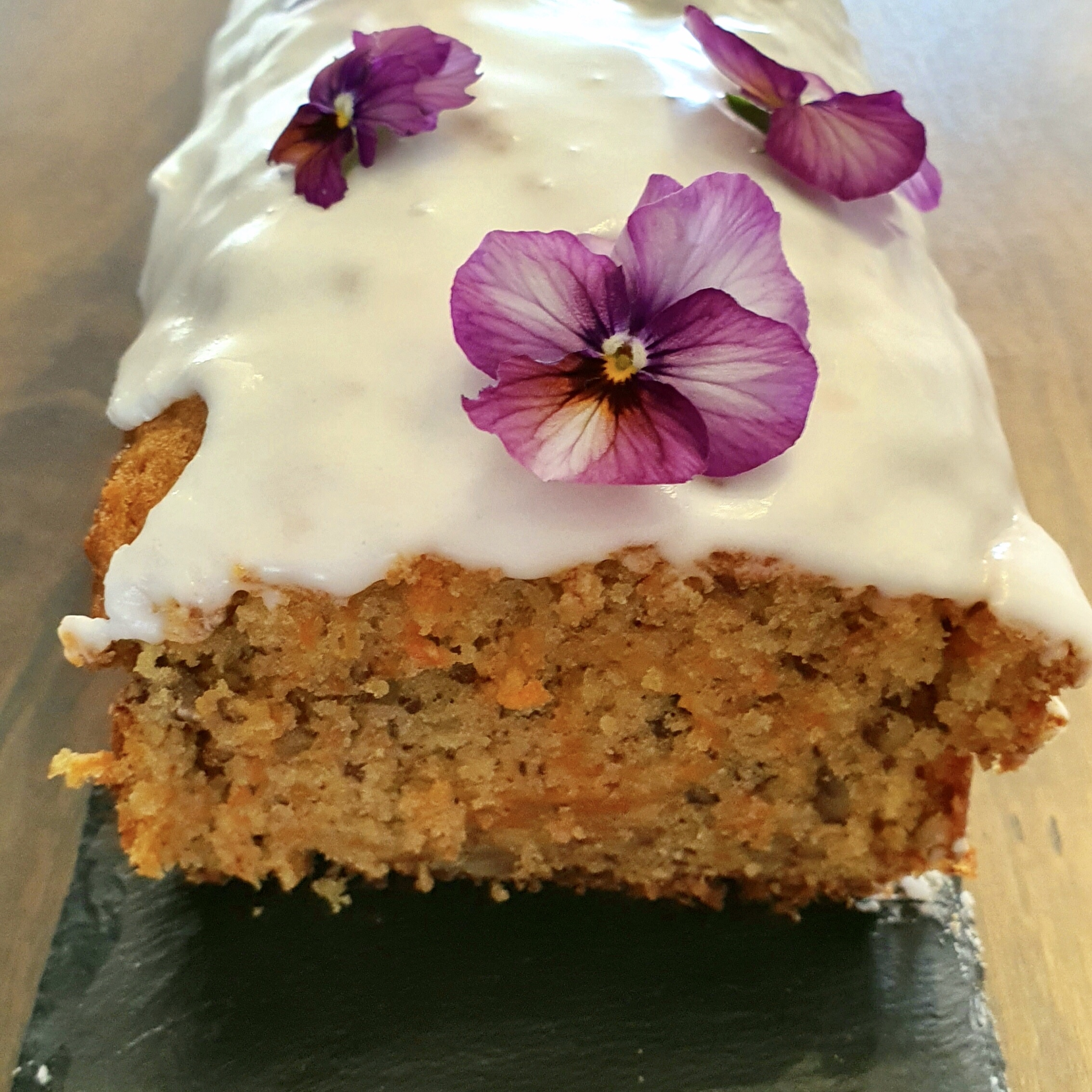 Sublime Carrot Cake Royal pour un ultime Goûter Confiné …